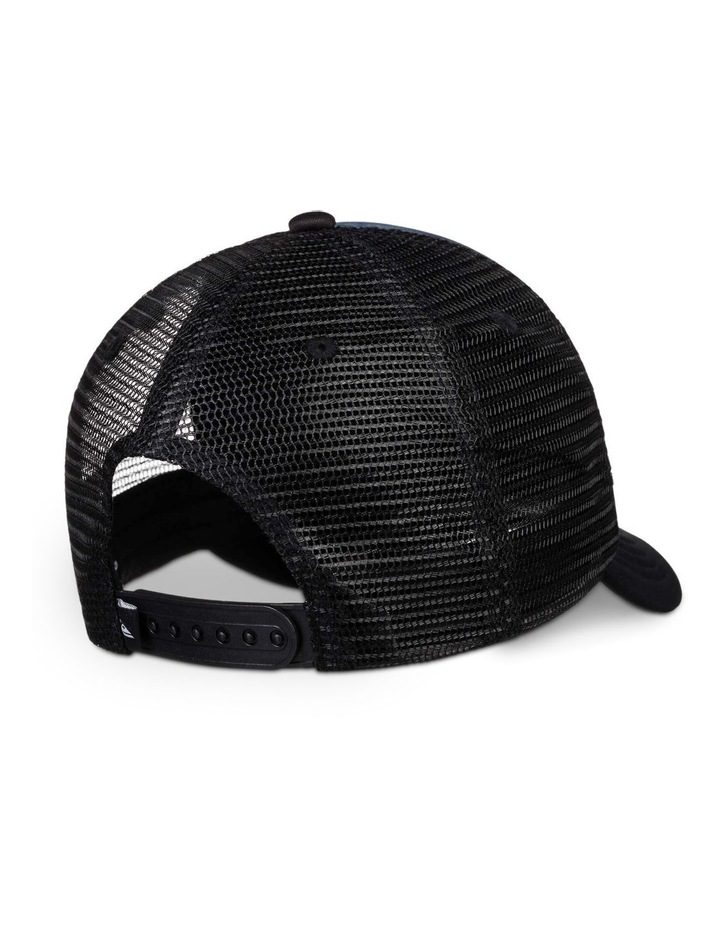 Stripe Pipe Trucker Cap image 3