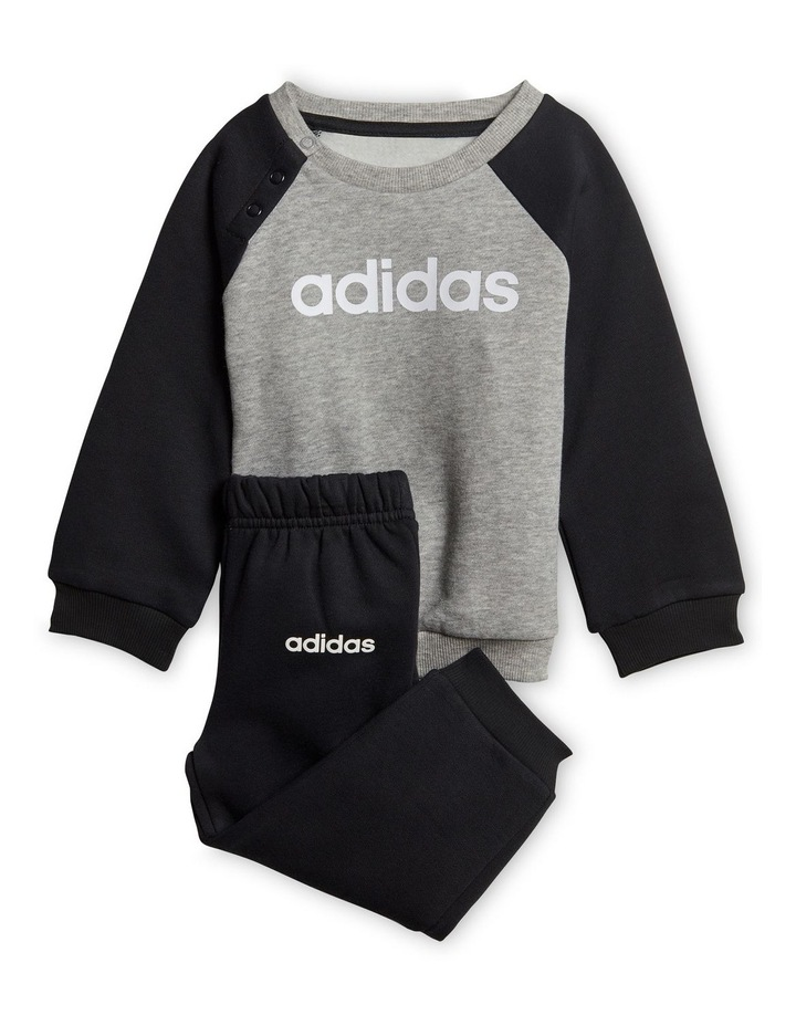 Infant Linear Jogger Fleece image 2