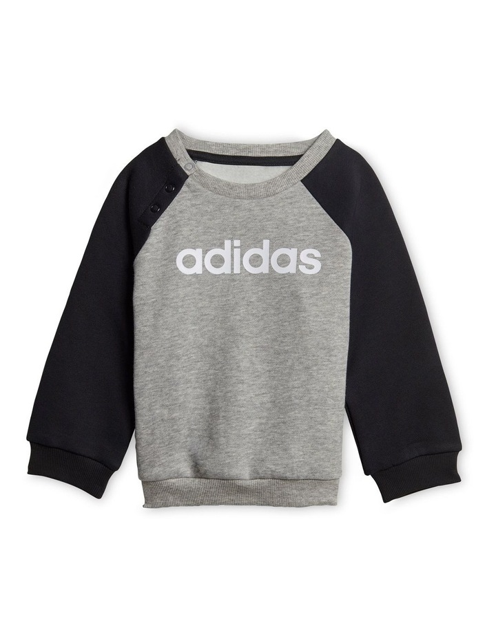 Infant Linear Jogger Fleece image 3