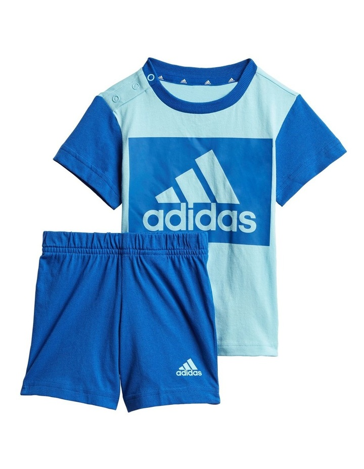Essentials Tee And Shorts Set image 1