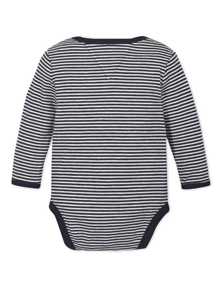 Baby Stripe Body Long Sleeve image 2
