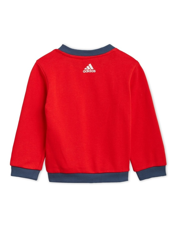 Adidas Essentials Sweatshirt And Pants image 2