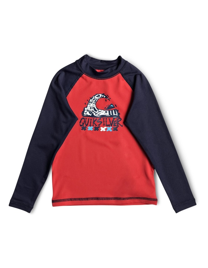 de6ae8d88e Bubble Dream Long Sleeve Rash Vest