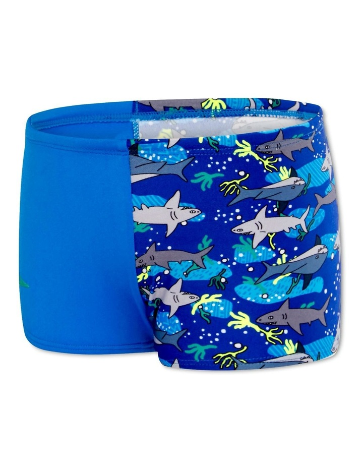 Toddler Boys Shark Herd Aquashort image 1