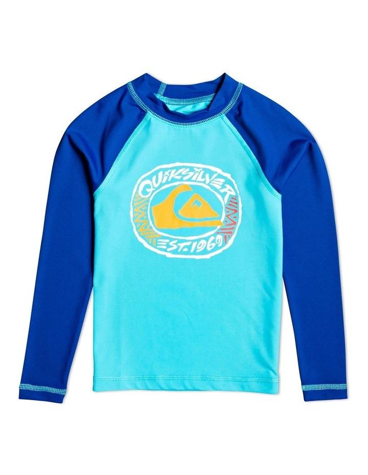 Bubble Dreams Long Sleeve UPF 50 Rash Vest image 1