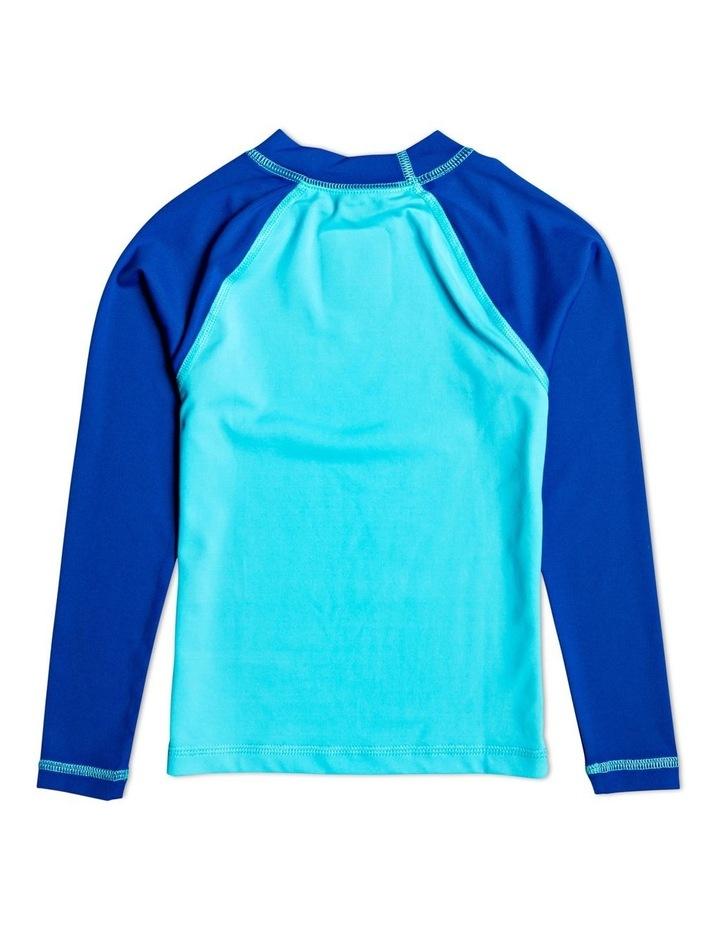 Bubble Dreams Long Sleeve UPF 50 Rash Vest image 2