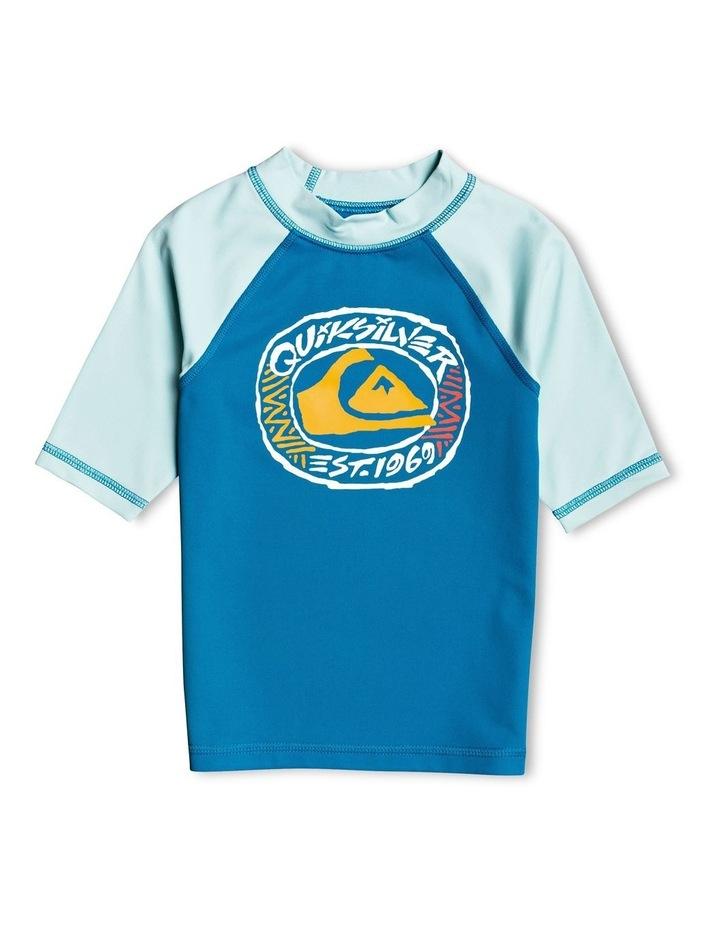 Bubble Dreams - Short Sleeve UPF 50 Rash Vest image 1