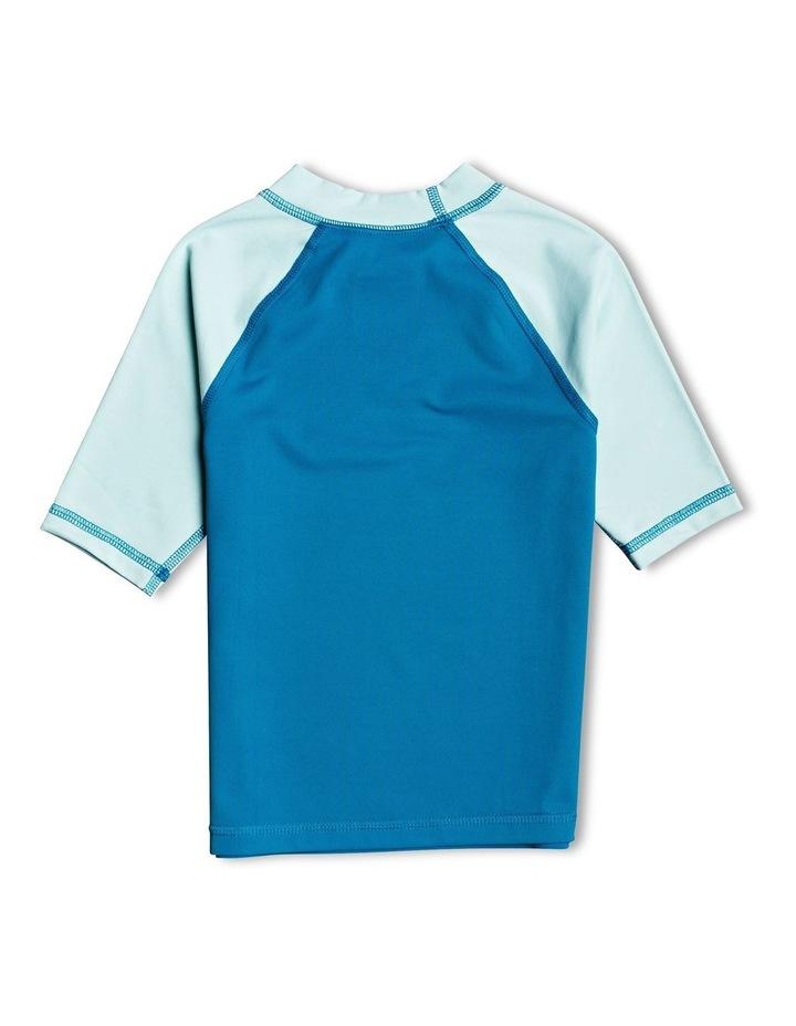 Bubble Dreams - Short Sleeve UPF 50 Rash Vest image 2