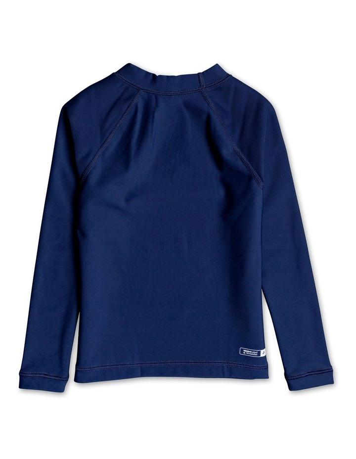 Heater Boy Long Sleeve UPF 50 Rash Vest image 2