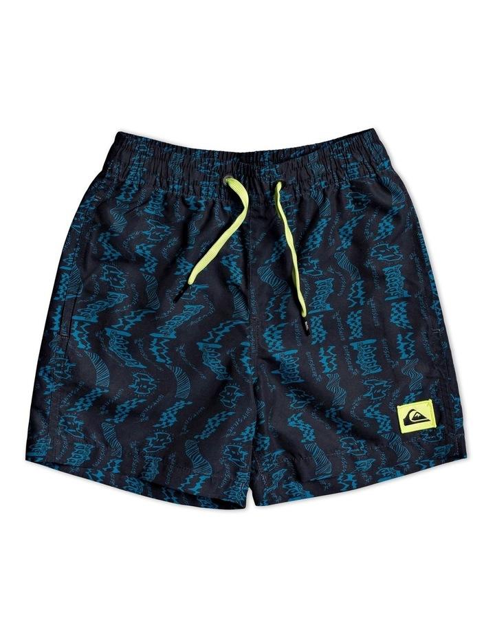 """Radness 12"""" - Swim Shorts for Boys 2-7 image 1"""
