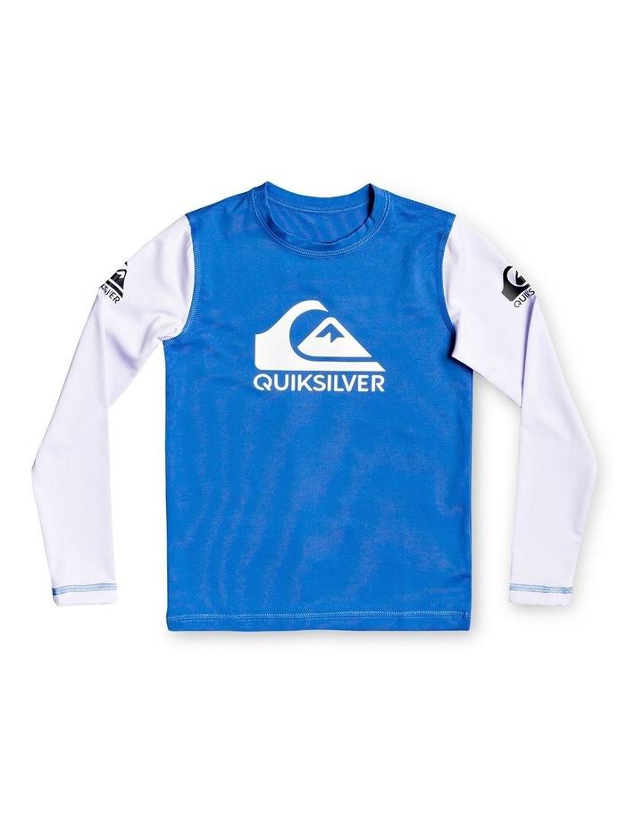Heats On - Long Sleeve UPF 50 Rash Vest image 1