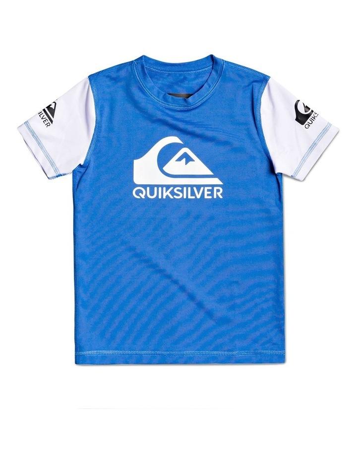 Heats On - Short Sleeve UPF 50 Rash Vest image 1