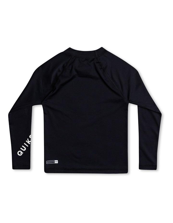 All Time - Long Sleeve UPF 50 Rash Vest for Boys 2-7 image 2
