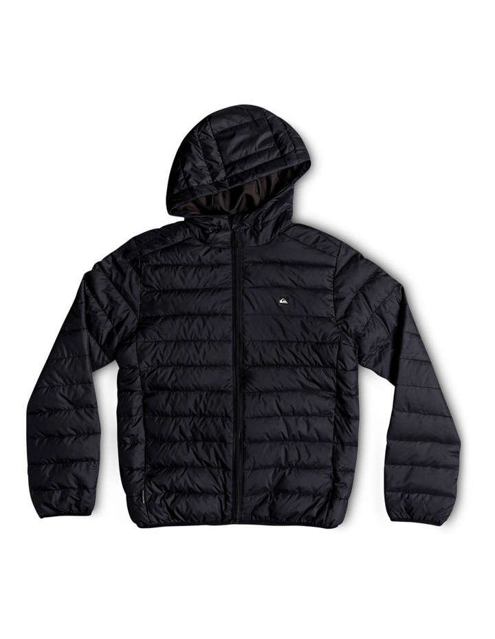 Scaly - Hooded Puffer Jacket image 1