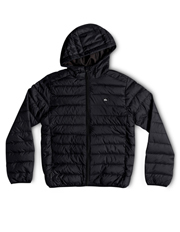 Quiksilver - Scaly - Hooded Puffer Jacket