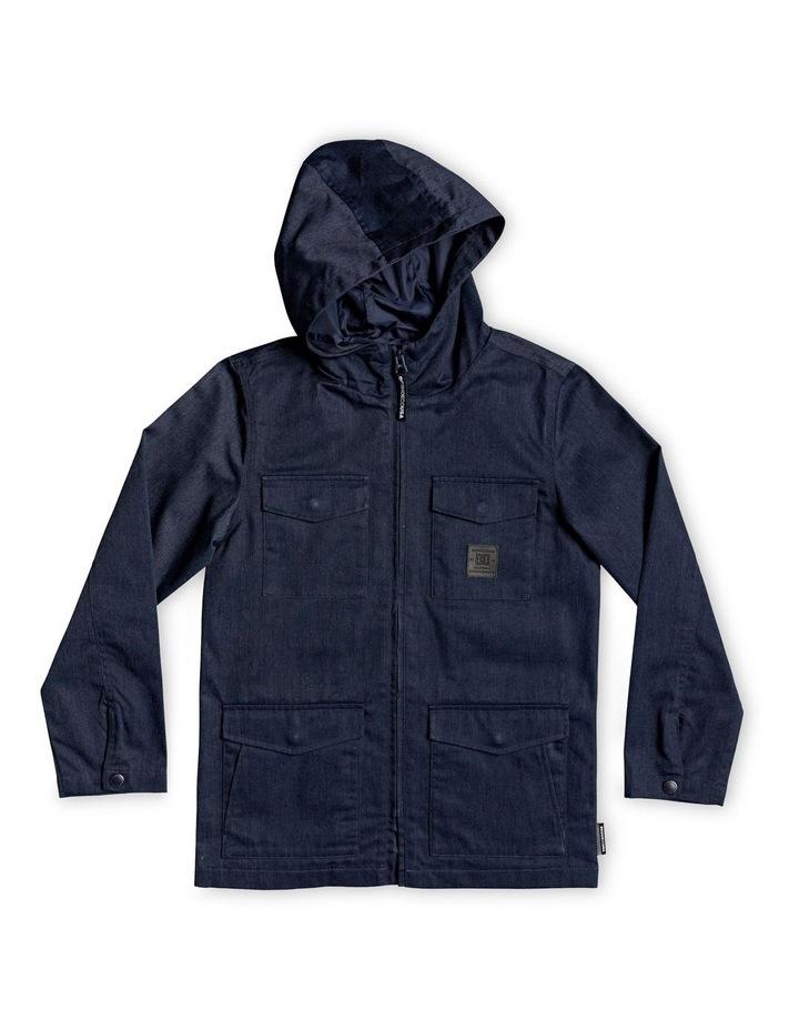 Mastaford - Water-Resistant Hooded Field Jacket image 1