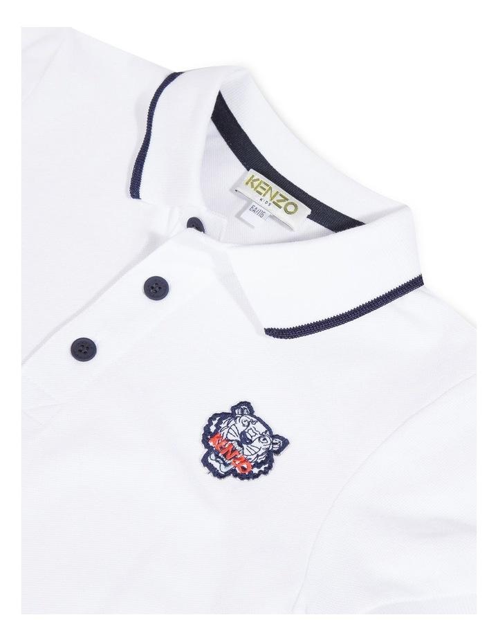Tiger Badge Polo - Jb B2 Bis (Size 8-12) image 3
