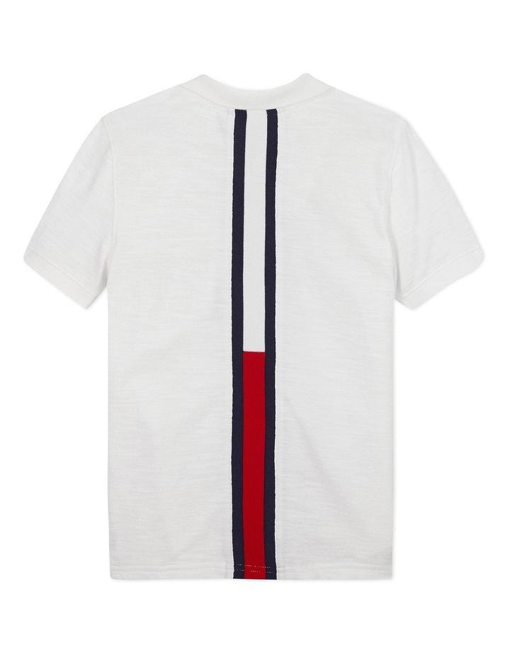 All-Over Stripe Polo image 2
