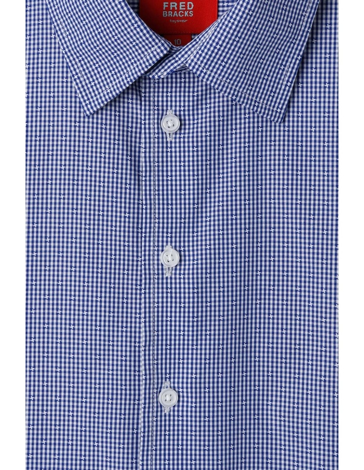 Houndstooth Check Shirt 8-16 image 2