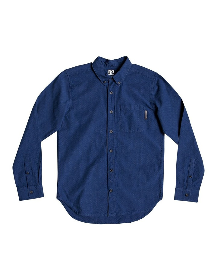 Small Mark Long Sleeve Shirt image 1