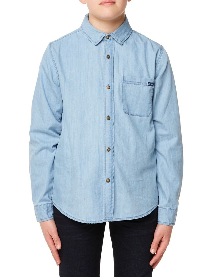 THE ROLL-UP SHIRT image 1