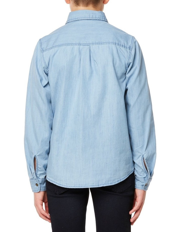 THE ROLL-UP SHIRT image 3
