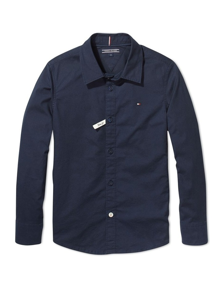 Slim Fit Stretch Shirt image 1