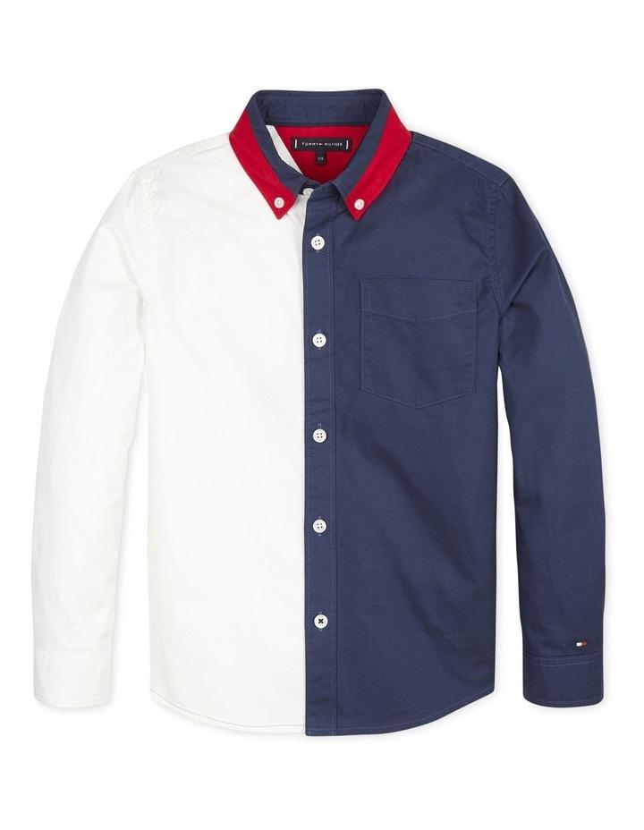 Colourblock Shirt image 1