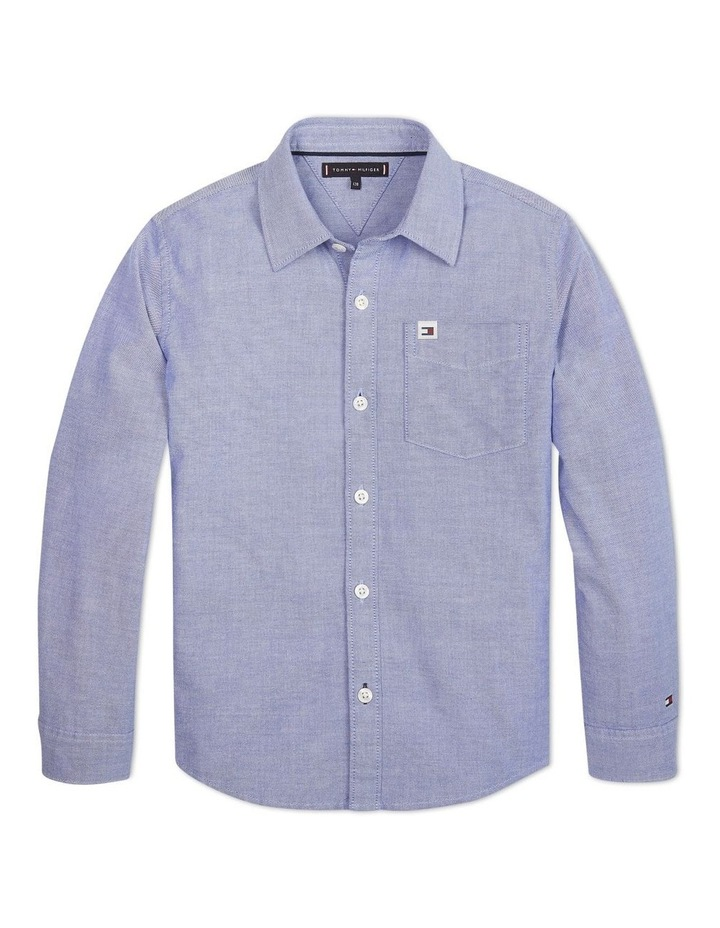 Organic Cotton Oxford Shirt image 1