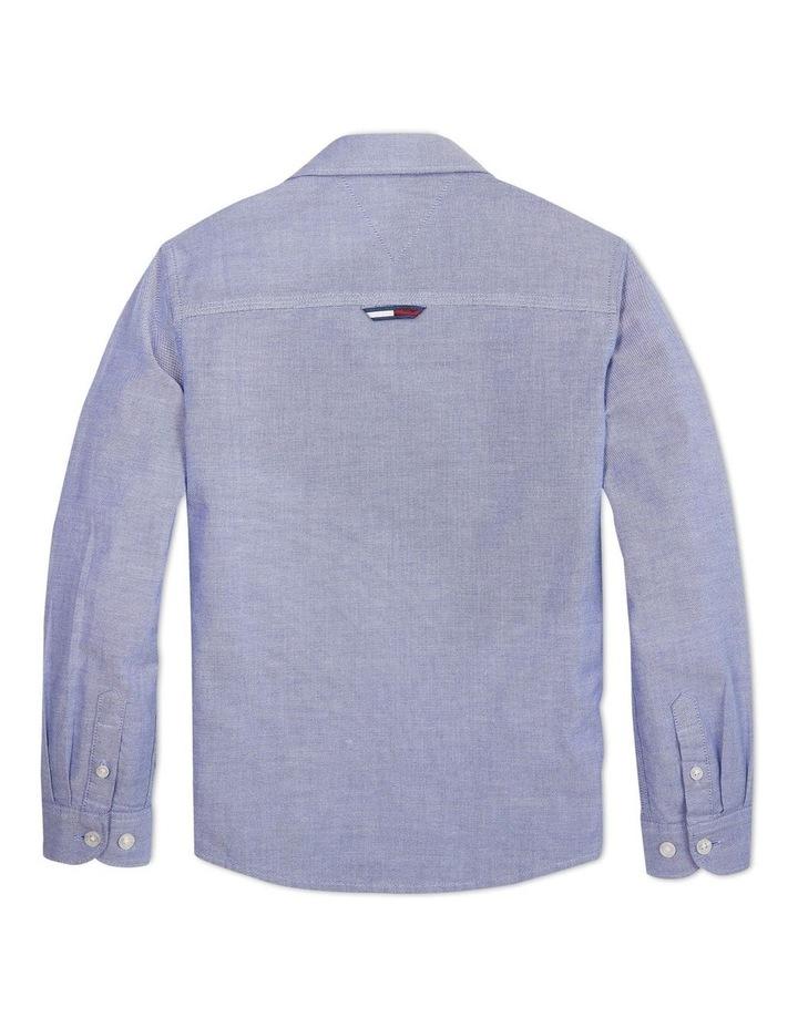Organic Cotton Oxford Shirt image 2