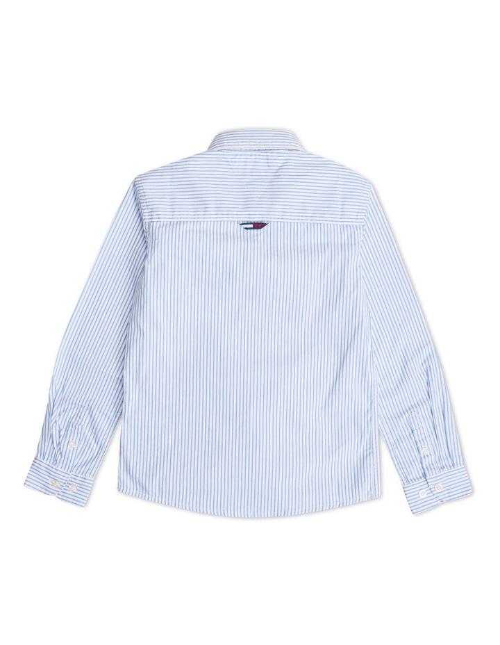 Boys 8-16 Essential Stripe Shirt image 2