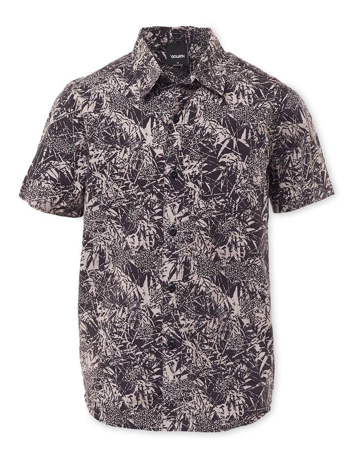 Jungle Short Sleeve Shirt 8-16 Boys image 1
