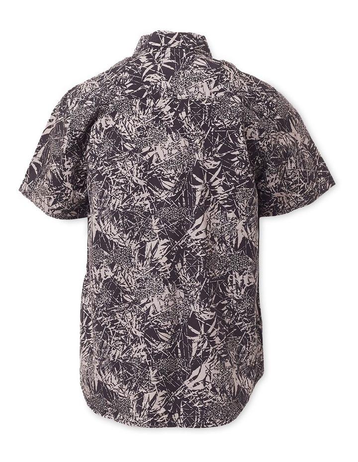 Jungle Short Sleeve Shirt 8-16 Boys image 2