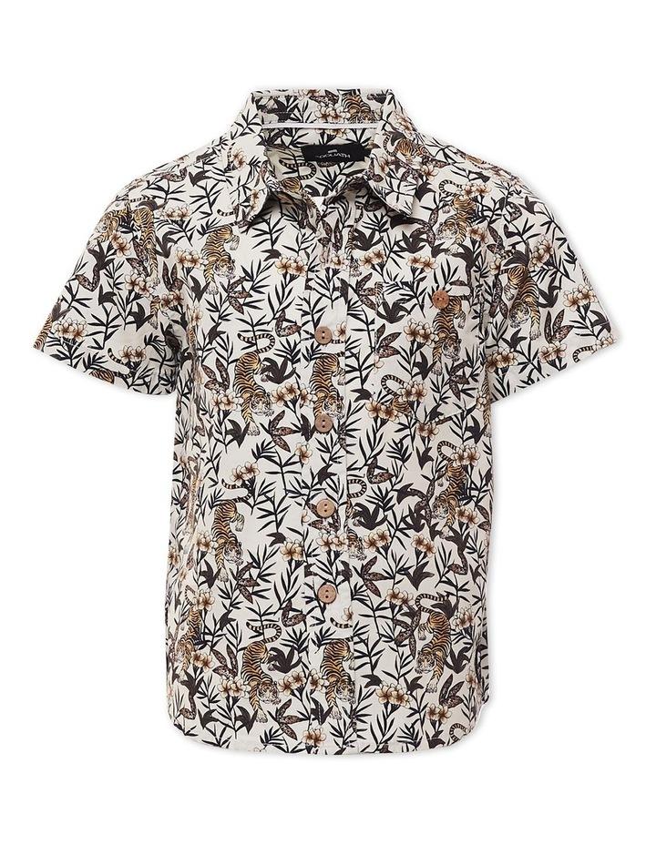 Lost Short Sleeve Shirt 8-16 Boys image 1