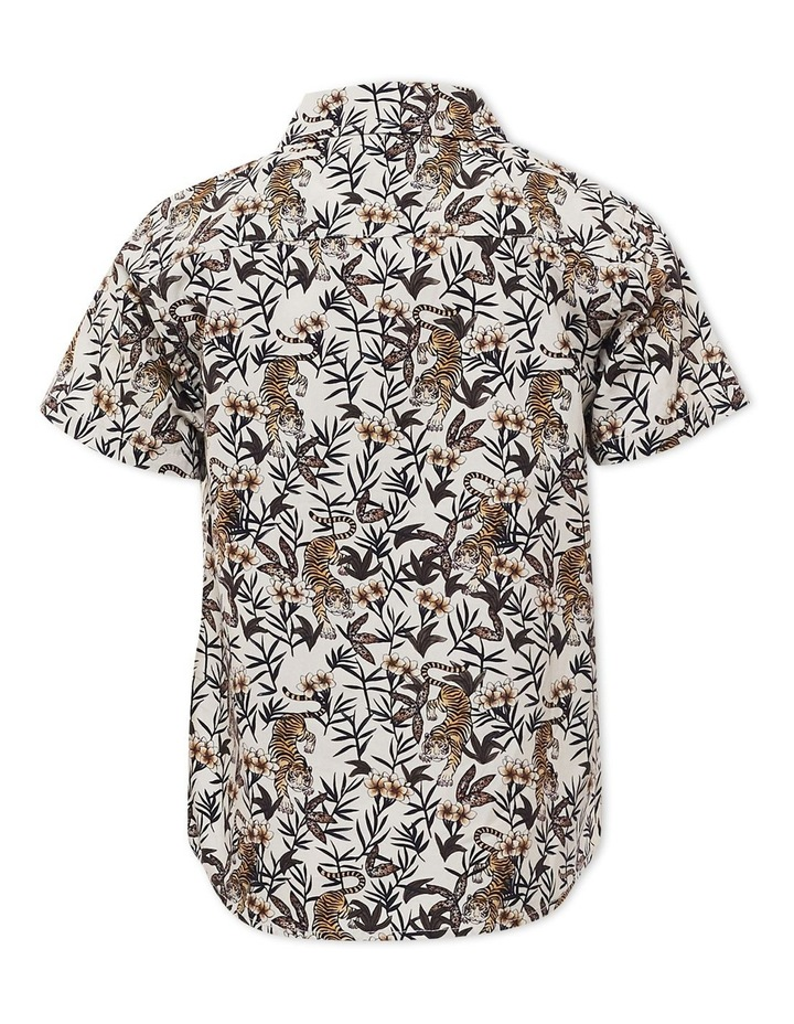 Lost Short Sleeve Shirt 8-16 Boys image 2