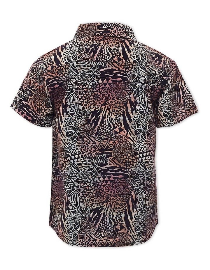 Safari Short Sleeve Shirt 8-16 Boys image 2