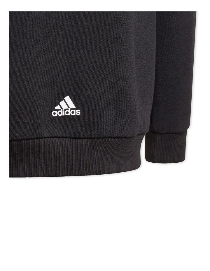 Boys Adidas Essentials Logo Hoodie image 3