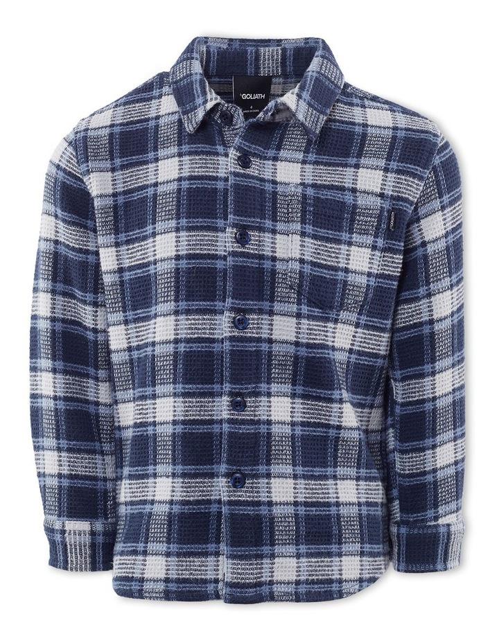 Lakes Waffle Shirt 8-16 Boys image 1