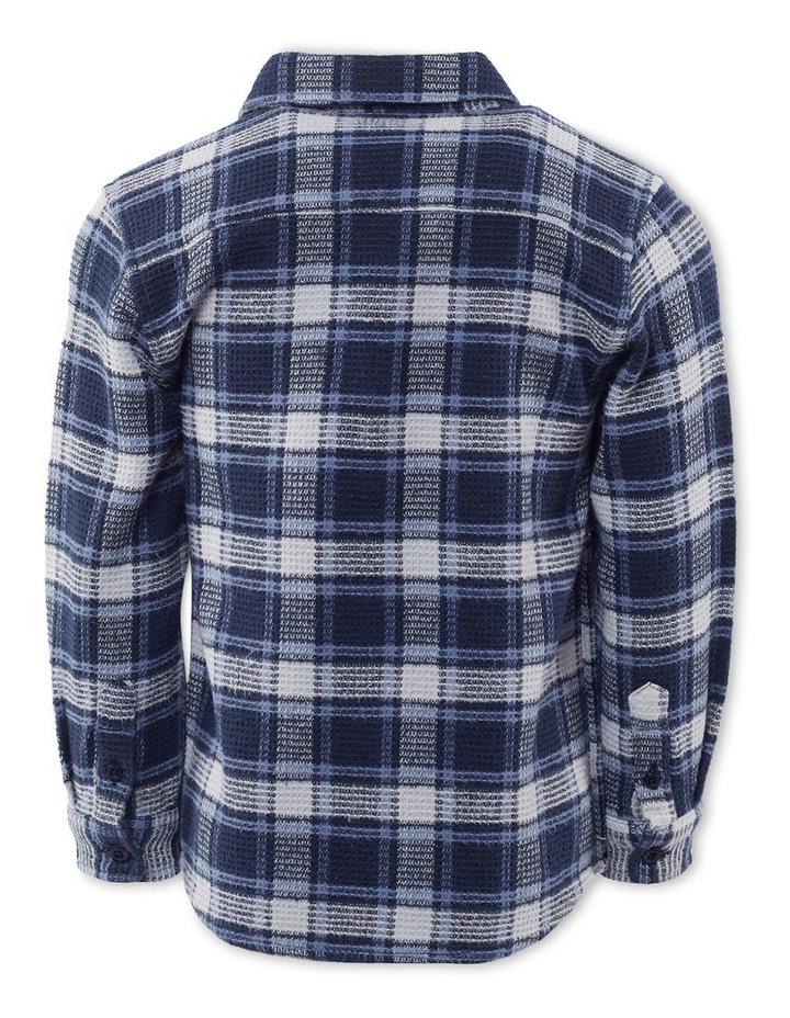 Lakes Waffle Shirt 8-16 Boys image 2