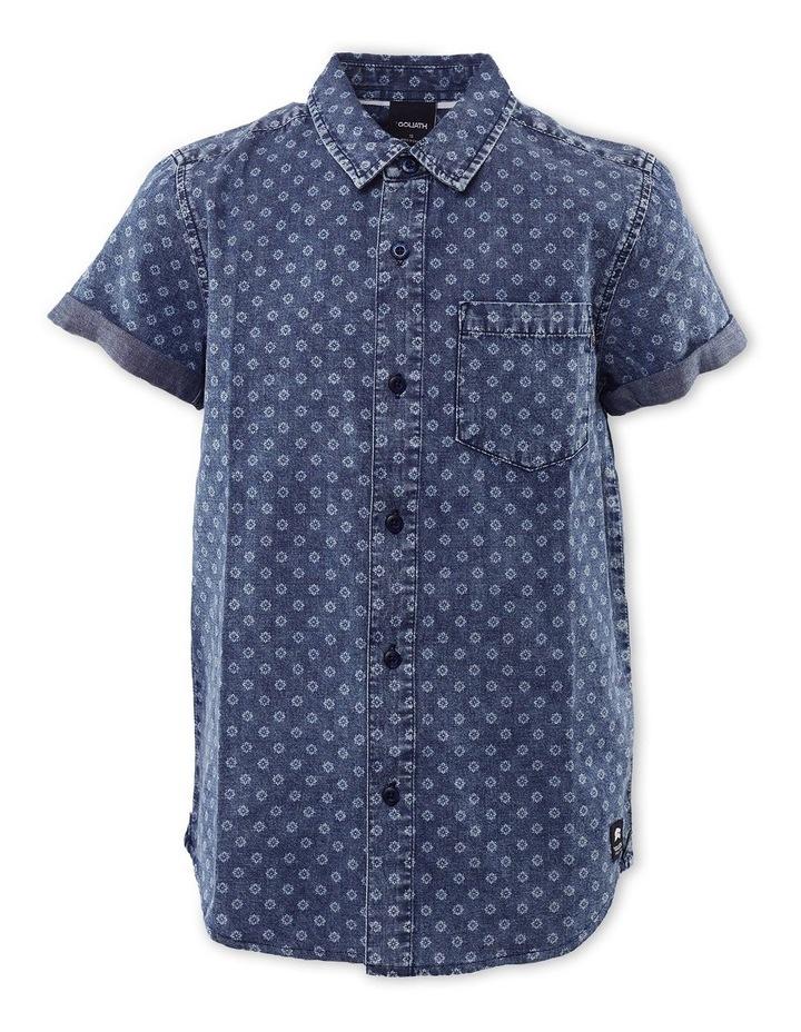 Luca Shirt 8-16 Blue image 1