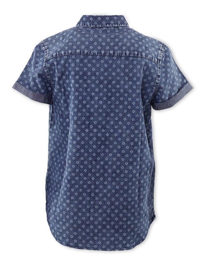 Luca Shirt 8-16 Blue image 2