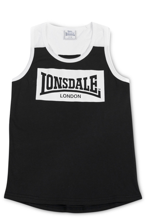 Lonsdale - Youth Hanbury Knit Singlet