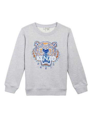 57d2cc1e47e Limited stock. KenzoGirls Embroidered Tiger ...