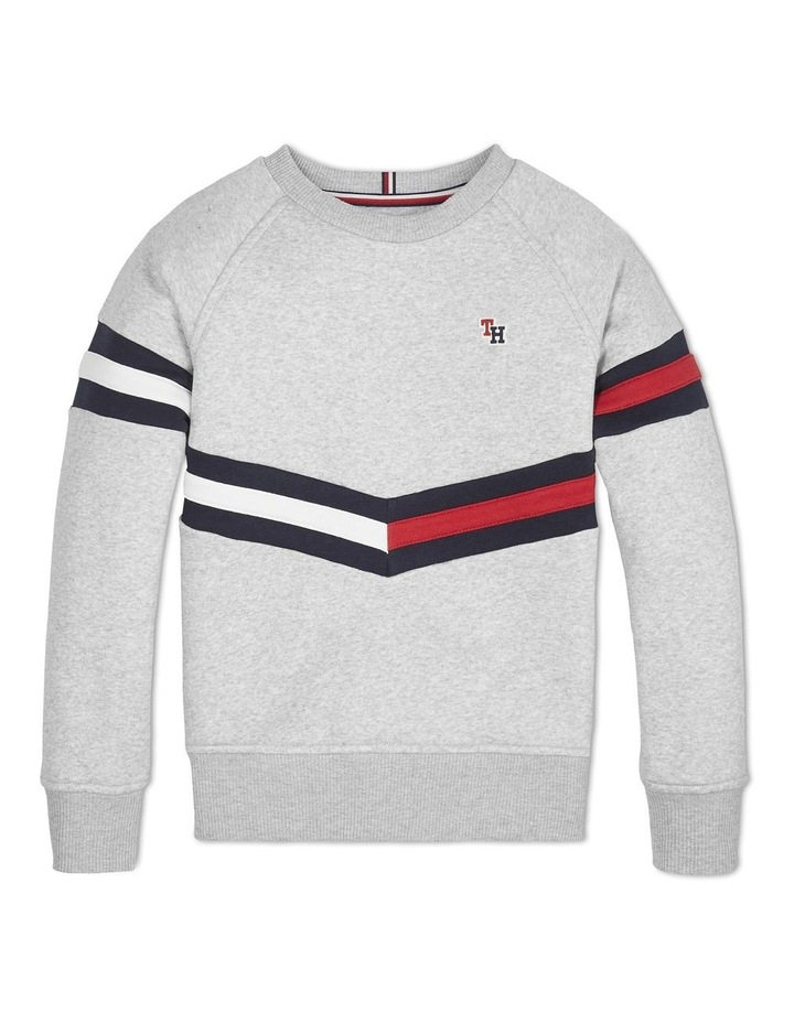 Essential Monogram Sweatshirt image 1