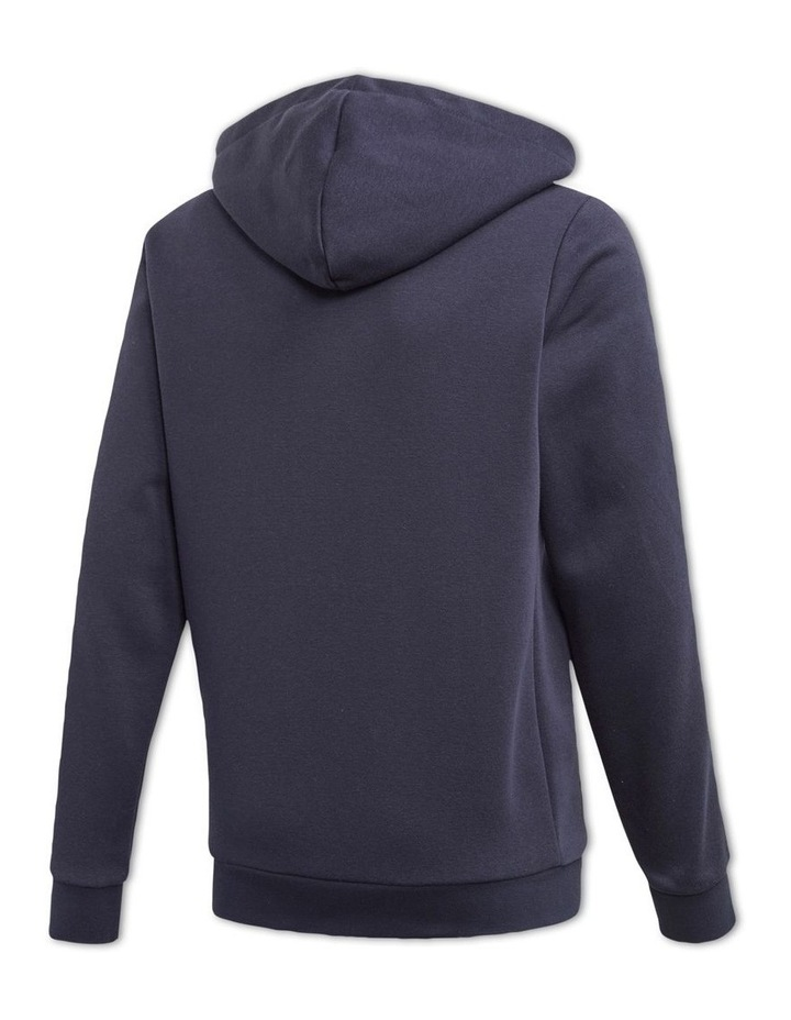 Youth Boys Essentials 3 Stripes Full Zip H image 3