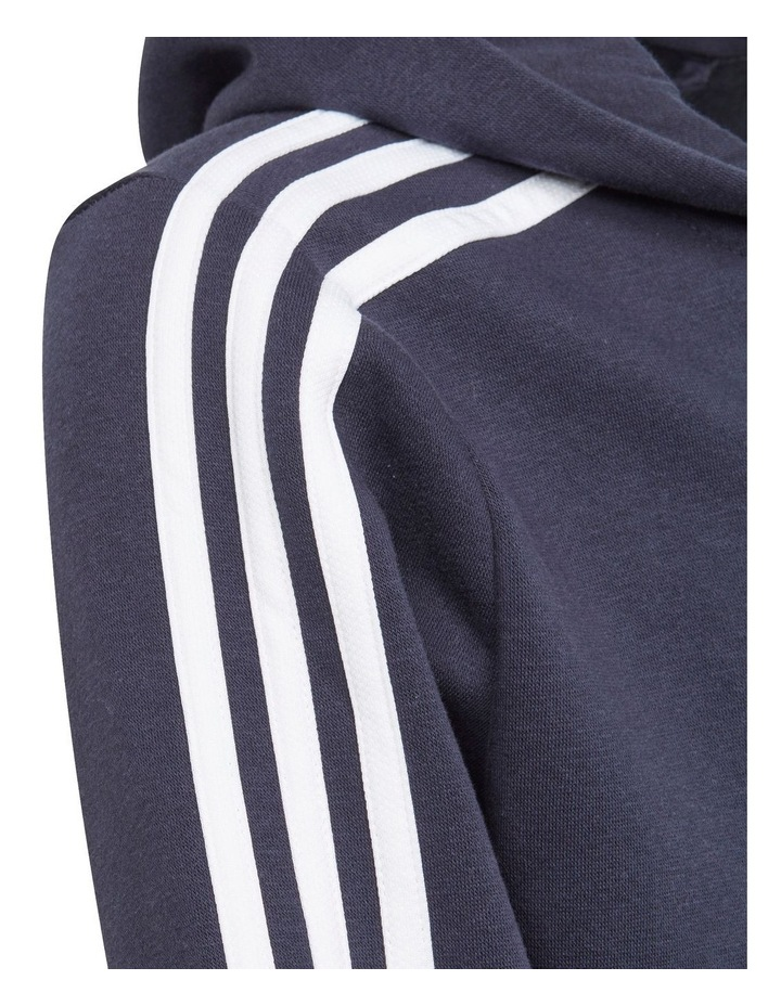 Youth Boys Essentials 3 Stripes Full Zip H image 6