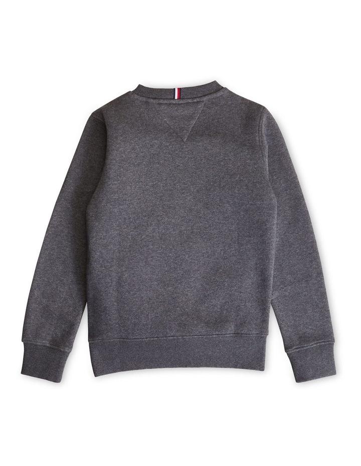 Boys 8-16 Essential Crew Sweatshirt image 2