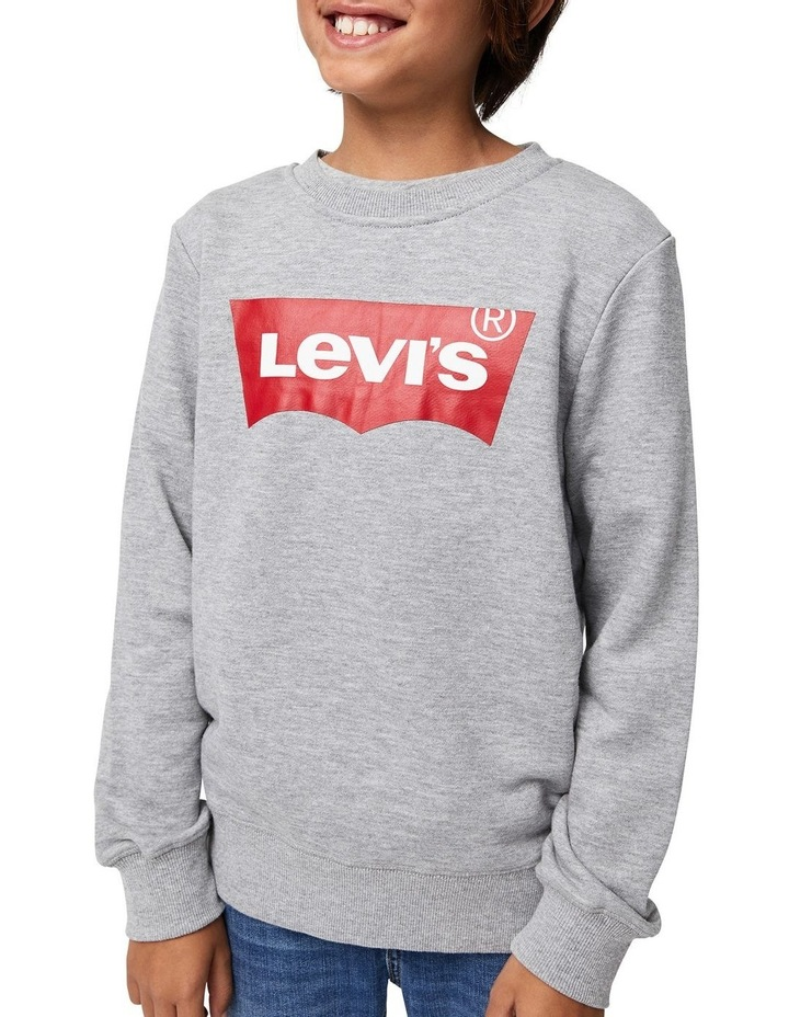 Boys Batwing Pullover Sweatshirt image 1