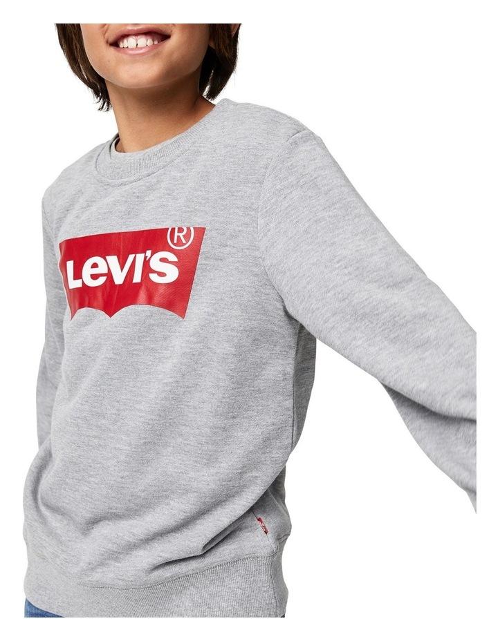 Boys Batwing Pullover Sweatshirt image 2