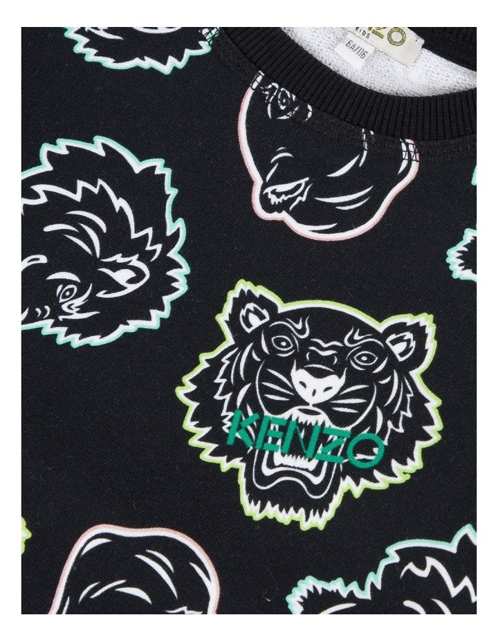 Tiger And Friends All-Over Print Sweat - Jallen (14) image 3